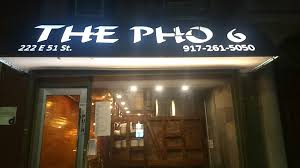 The Pho 6