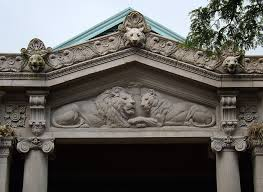 Bronx Zoo Lion House II
