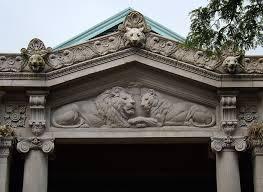 Bronx Zoo Lion House II