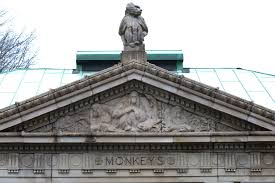 Bronx Zoo Monkey House