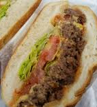 Chopped Cheese sandwich