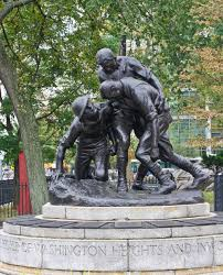 Memorial to the Wars at 167th Street.jpg