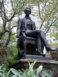 William Henry Stewart statue