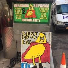 empanada stand iii