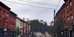 Downtown Wappinger's Falls