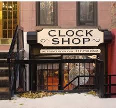 Sutton Clock Shop I