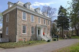 Van Cortlandt House in the Bronx