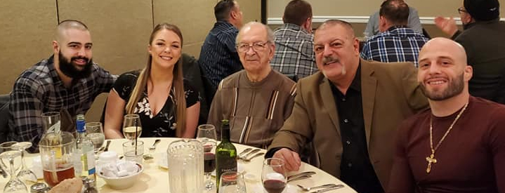 HHMA Dinner 2020 III Roccamo Family