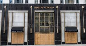 Bergdorf-Goodman Boarded Up