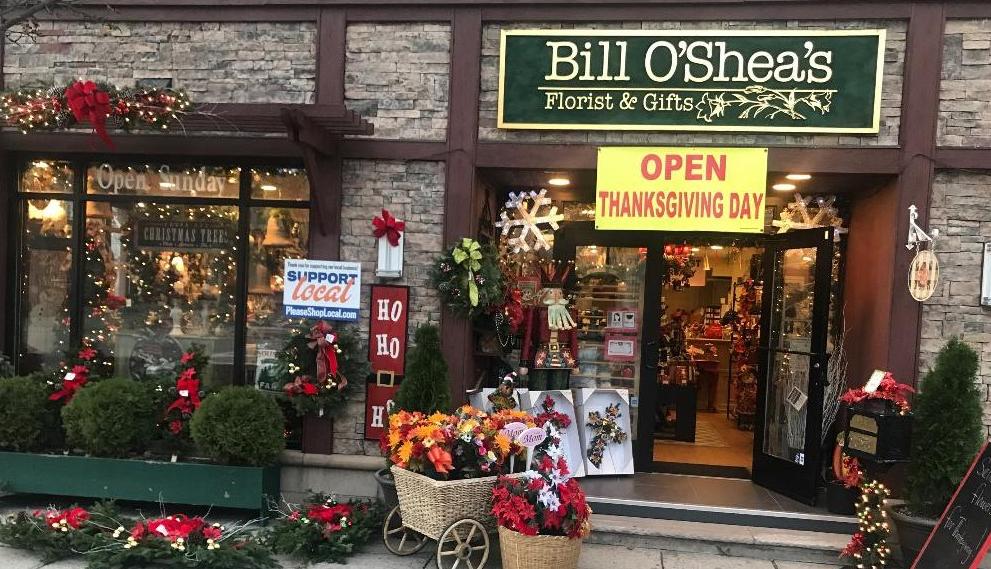 Bill O'Shea's Florist & Gifts