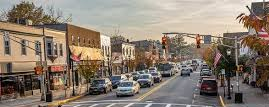 Downtown Hasbrouck Heights, NJ