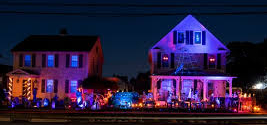 Halloween in Hasbrouck Heights NJ