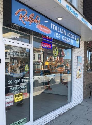 Ralph's Ice Cream