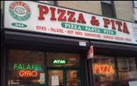 Pizza & Pita Pizzeria at 344 East 34th Street