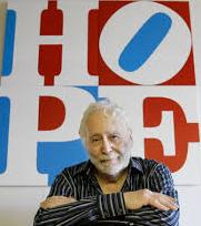 Robert Indiana artist
