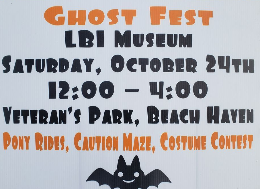 Ghost Fest at the LBI Museum