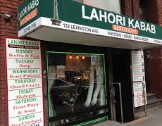 Lahori Kabab on Lexington Avenue