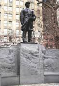 Admiral Farragut statue