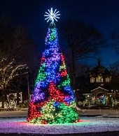 "The Bronx Zoo ""Holiday Lights"" Event"