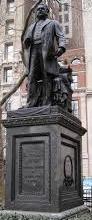 Chester A. Arthur Statue