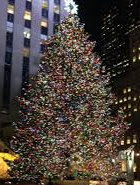 Rockefeller Christmas Tree 2020