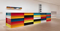 Judd Exhibition MoMA