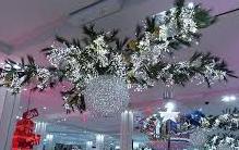 Macy's at Christmas