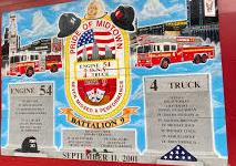 Engine 54 Memorial