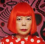 Yayoi Kusama artist